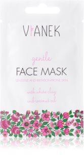 Vianek Gentle tisztító maszk érzékeny és irritált bőrre