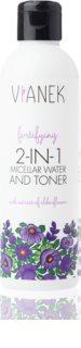 Vianek Fortifying apă micelară și tonic 2 in 1