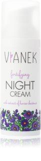 Vianek Fortifying intensive Nachtcreme für empfindliche Haut