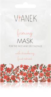 Vianek Firming feszesítő maszk arcra, nyakra és dekoltázsra