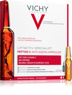 Vichy Liftactiv Specialist Peptide-C Ampule with Anti-Wrinkle Effect