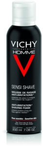 Vichy Homme Anti-Irritation Anti - Irritation Shaving Foam For Sensitive And Irritable Skin