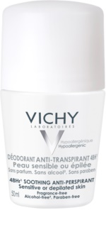 Vichy Deodorant deodorante roll-on per pelli sensibili e irritate