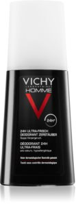 Vichy Homme Deodorant déodorant en spray anti-transpiration excessive