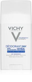 Vichy Deodorant στερεό αποσμητικό 24 ώρες