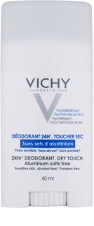 Vichy Deodorant déodorant solide sans sels d'aluminium