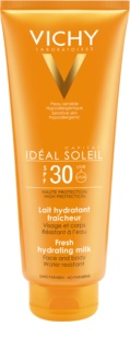 Vichy Idéal Soleil Capital Protective Milk for Body and Face SPF 30