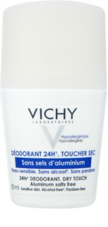 Vichy Deodorant Roll-On Deodorant  for Sensitive Skin