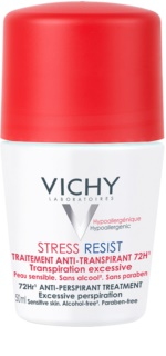 Vichy Deodorant Roll-on til at behandle overdreven svedtendens