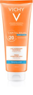 Vichy Capital Soleil Beach Protect Protective Moisturising Face and Body Lotion SPF 20