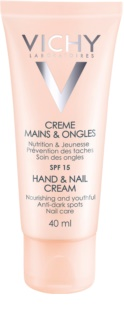 Vichy Hand&Nail Nourishing Hand and Nail Cream To Treat Dark Spots