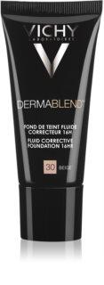 Vichy Dermablend prebase de maquillaje correctora con factor de protección solar UV