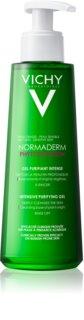 Vichy Normaderm Phytosolution gel de limpieza profunda para imperfecciones de la piel con acné