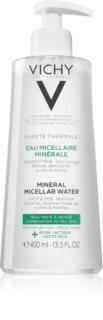 Vichy Pureté Thermale минерална мицеларна вода за смесена и мазна кожа