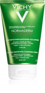 Vichy Normaderm Phytosolution почистващ крем  за мазна кожа