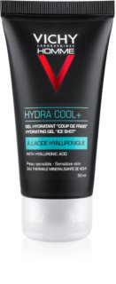 Vichy Homme Hydra Cool+ Hydrating Face Gel with Cooling Effect