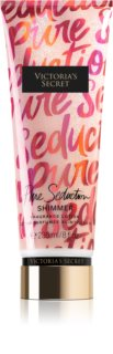Victoria's Secret Pure Seduction Shimmer Body Lotion with Glitter for Women