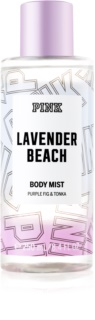 Victoria's Secret PINK Lavender Beach Bodyspray für Damen