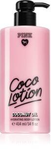 Victoria's Secret PINK Coco Lotion hidratáló testápoló tej hölgyeknek