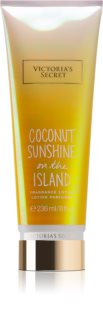 Victoria's Secret Coconut Sunshine On The Island Bodylotion für Damen 236 ml