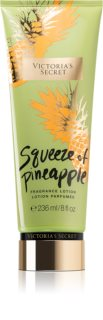 Victoria's Secret Squeeze of Pineapple Body Lotion for Women