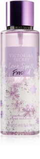Victoria's Secret Love Spell Frosted Spray corporal perfumado para mulheres