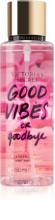 Victoria's Secret Good Vibes or Goodbye spray do ciała dla kobiet