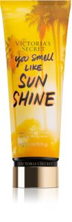 Victoria's Secret You Smell Like Sunshine Bodylotion für Damen