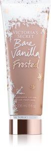 Victoria's Secret Bare Vanilla Frosted lait corporel pour femme