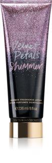 Victoria's Secret Velvet Petals Shimmer γαλάκτωμα σώματος για γυναίκες