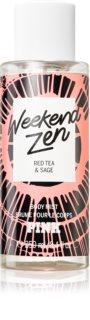 Victoria's Secret PINK Weekend Zen spray pentru corp pentru femei