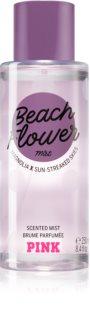 Victoria's Secret PINK Beach Flower Parfymerad kroppsspray för Kvinnor 250 ml