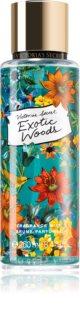 Victoria's Secret Wonder Garden Exotic Wood αρωματικό σπρεϊ σώματος για γυναίκες