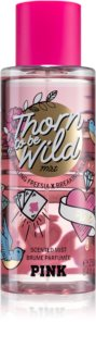 Victoria's Secret PINK Thorn To Be Wild Scented Body Spray for Women