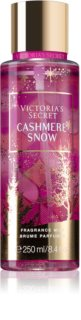Victoria's Secret Scents of Holiday Cashmere Snow Body Spray for Women