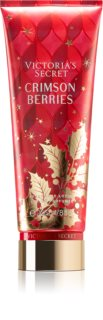 Victoria's Secret Scents of Holiday Crimson Berries leche corporal perfumada para mujer