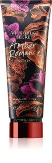 Victoria's Secret Amber Romance Noir leite corporal para homens