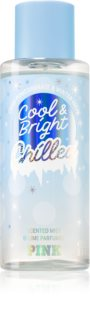 Victoria's Secret PINK Cool & Bright Chilled Scented Body Spray for Women