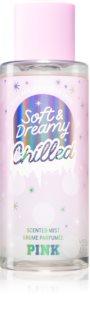Victoria's Secret PINK Soft & Dreamy Chilled parfümiertes Bodyspray für Damen