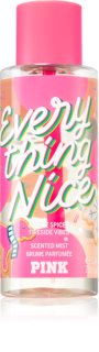 Victoria's Secret PINK Everything Nice spray corporal perfumado  para mujer