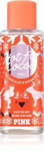 Victoria's Secret PINK Hot for Cocoa odišavljeno pršilo za telo za ženske