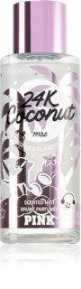 Victoria's Secret PINK 24K Coconut spray corporel parfumé pour femme