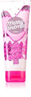 Victoria's Secret PINK Merry Pinkmas Body Lotion for Women