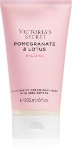 Victoria's Secret Natural Beauty Pomegranate & Lotus Kermainen Suihkugeeli Naisille