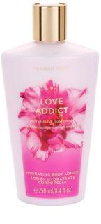 Victoria's Secret Love Addict Wild Orchid & Blood Orange telové mlieko pre ženy