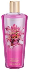 Victoria's Secret Love Addict Wild Orchid & Blood Orange gel de dus pentru femei