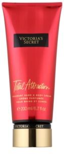Victoria's Secret Fantasies Total Attraction Body Cream for Women
