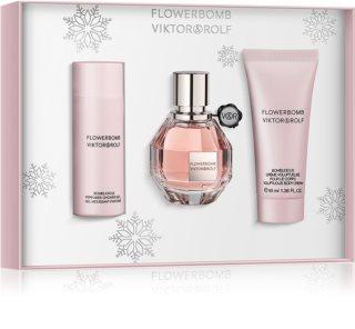 Viktor & Rolf Flowerbomb darčeková sada III. pre ženy