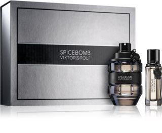 Viktor & Rolf Spicebomb подаръчен комплект lIl, за мъже