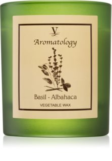 Vila Hermanos Aromatology Basil ароматна свещ
